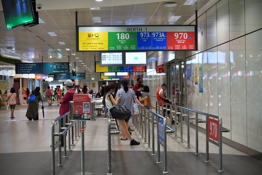 There are now eight cases linked to the cluster at Bukit Panjang Integrated Transport Hub.