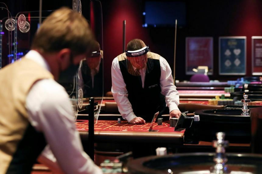 High-risk venues like casinos will have to wait at least another two weeks to reopen.