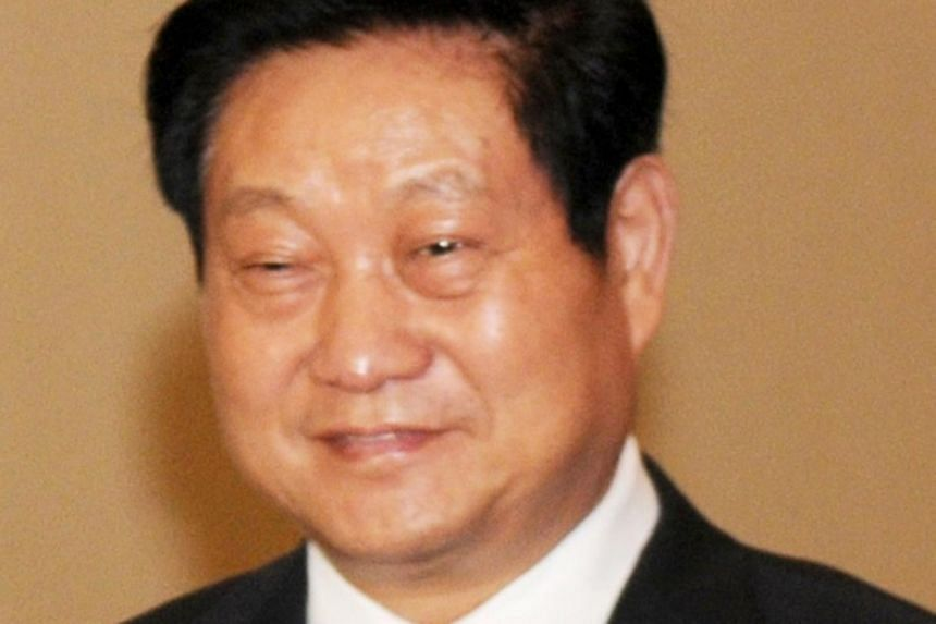 Zhao Zhengyong was given a two-year suspended death sentence, after which his term could be reduced to life in prison.