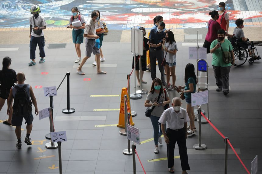 Singapore has reported a total of 52,512 coronavirus cases so far.