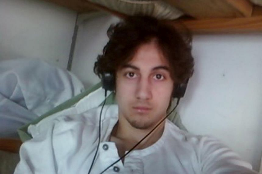 Dzhokhar Tsarnaev and his older brother set off a pair of homemade pressure-cooker bombs near the finish line of the Boston Marathon in 2013.