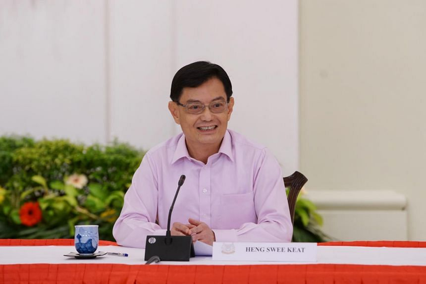 Deputy Prime Minister Heng Swee Keat wished nurses well as Singapore continues to handle the uncertainty of the pandemic.