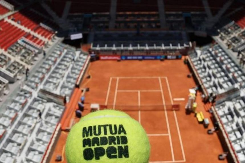 The Madrid Open was rescheduled to take place from Sept 12 to 20, 2020.