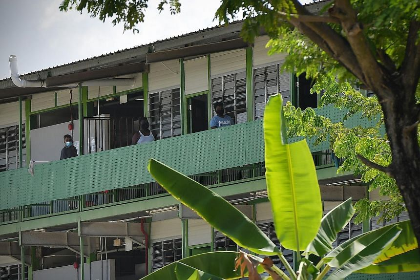 The Ministry of Health says it has closed 36 Covid-19 dormitory clusters, which now house only recovered individuals and those who recently tested negative, following extensive testing of migrant workers staying in dorms.