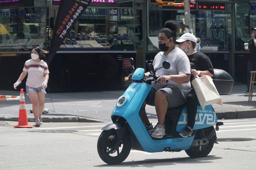 Before suspending operations on July 28, moped sharing company Revel's New York fleet had grown to 3,000 vehicles.