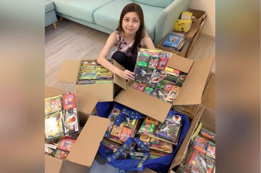 Ms Sherry Soon founded Be Kind SG, a ground-up volunteer group whose recent projects include creating 220 craft and activity kits for children from low-income families during the circuit breaker.