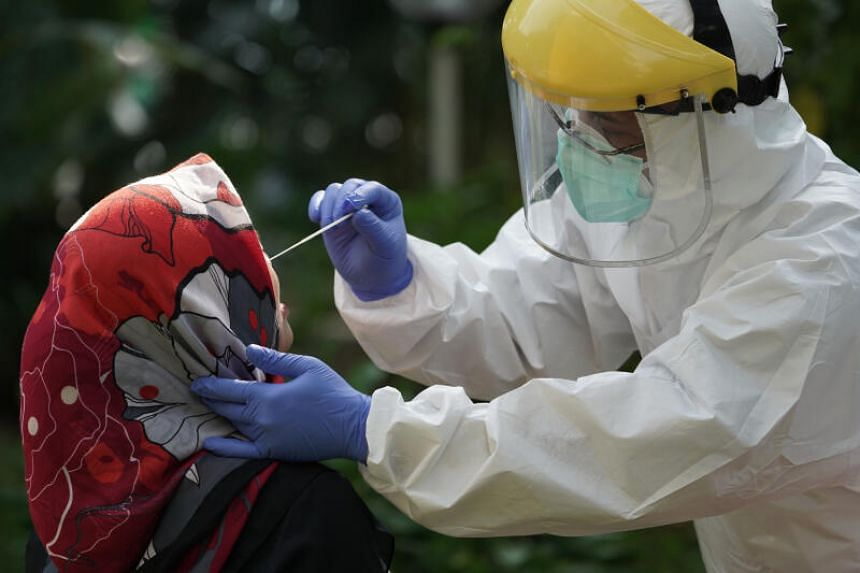 The total number of coronavirus infections confirmed in the country is now 111,455.