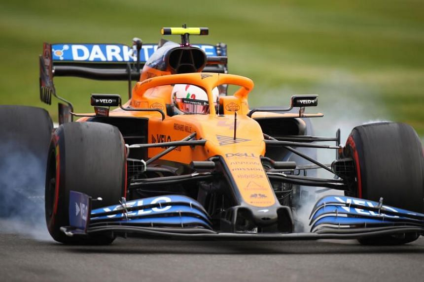 British-based McLaren were the first team to furlough staff as the pandemic hit.