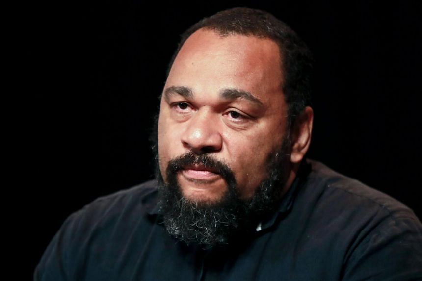 Dieudonne M'Bala M'Bala had his YouTube channel cut off for similar reasons in June.