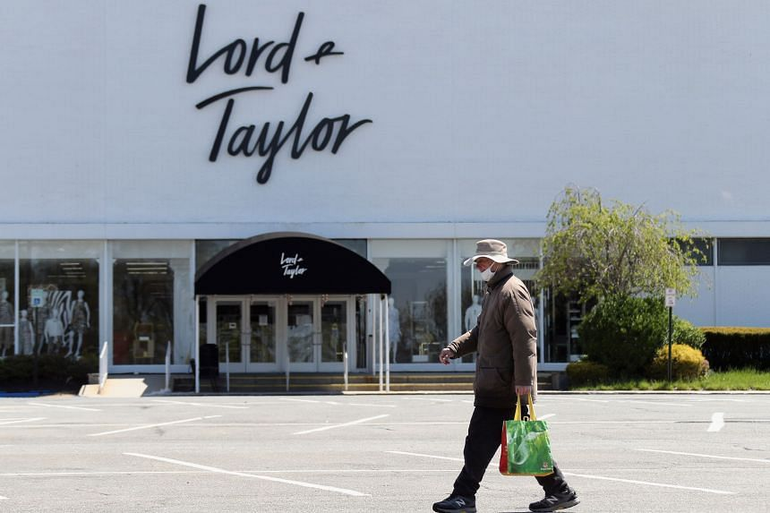 Lord & Taylor, Men's Wearhouse owner file for bankruptcy