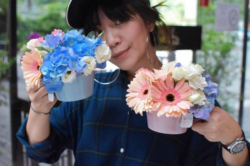 Florist Pang Hui Ya, who co-owns 7pm Bloom, has had to dig into her savings and take on part-time jobs to make ends meet. Mr Wee Kien Meng, who co-owns party planner Mr Bottle Kid's Party, said his firm's revenue fell almost 95 per cent. He has moved