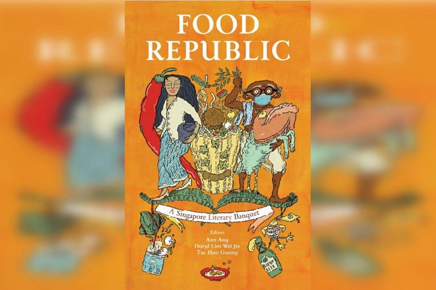 From the apocalyptic to the everyday, Food Republic collects 88 pieces by 59 authors.