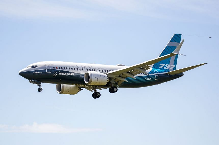 While the European Aviation Safety Agency has not yet been able to conduct its own test flights of the Max, Boeing has demonstrated compliance under the European standards.