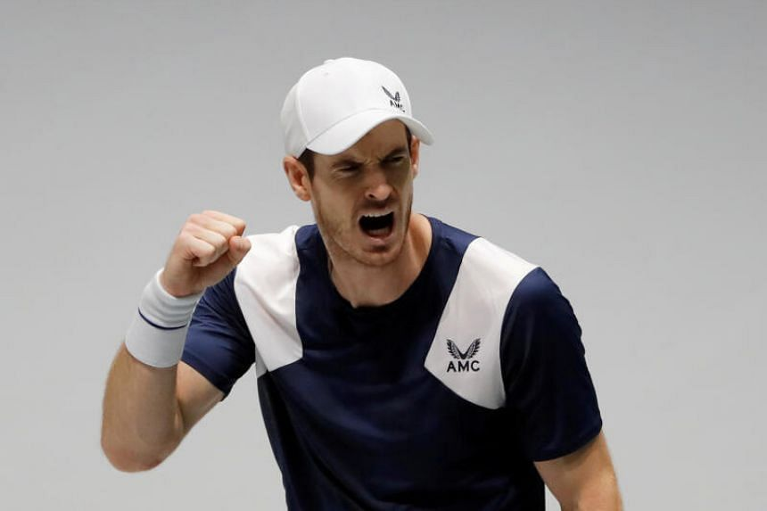 Andy Murray was awarded a wildcard at the Western & Southern Open.