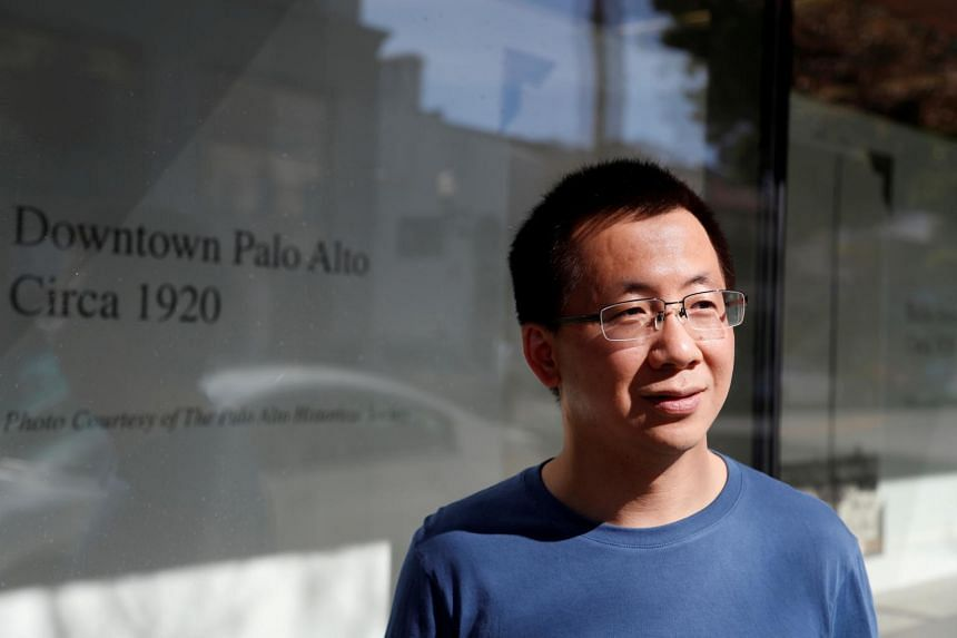 Zhang Yiming hired managers in the US to run the app and lobbyists in Washington to fight for it on Capitol Hill.
