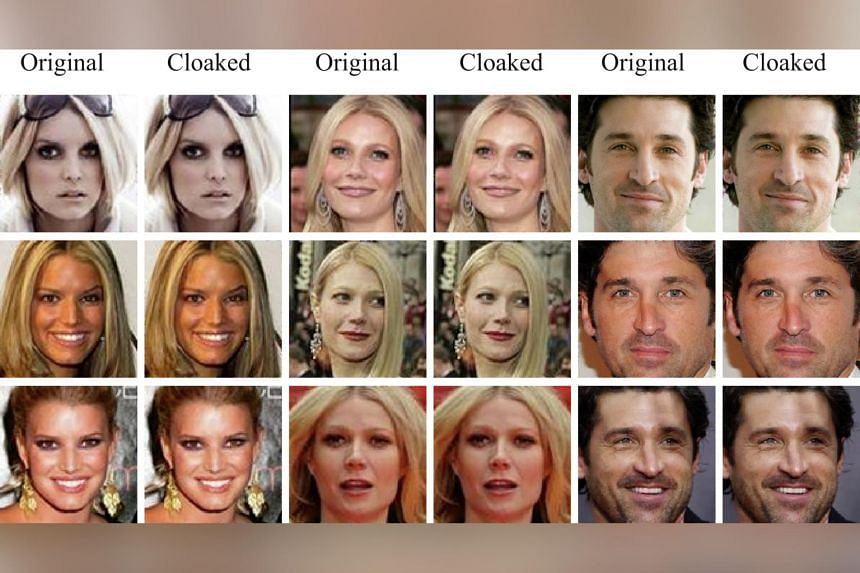Before and after photos of Jessica Simpson, Gwyneth Paltrow and Patrick Dempsey that were cloaked by the Fawkes team.
