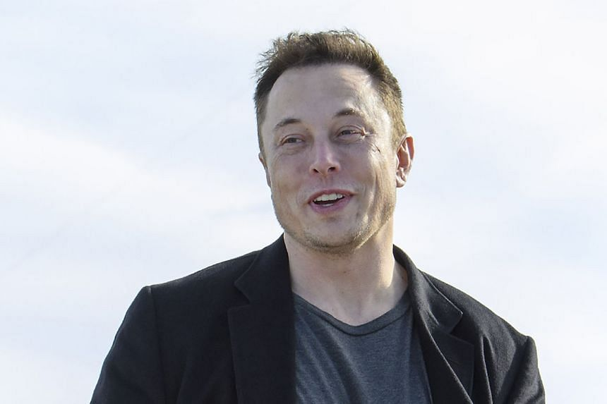 Tesla CEO Elon Musk is now the 10th richest person in the world, according to the Bloomberg Billionaires Index. PHOTO: NYTIMES