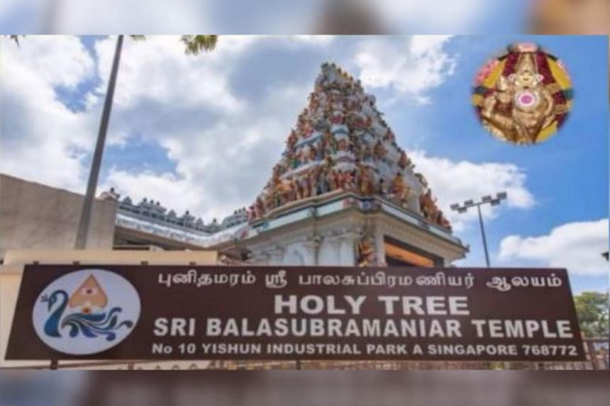 Holy Tree Sri Balasubramaniar Temple was visited by a Covid-19 patient while the person was still infectious.