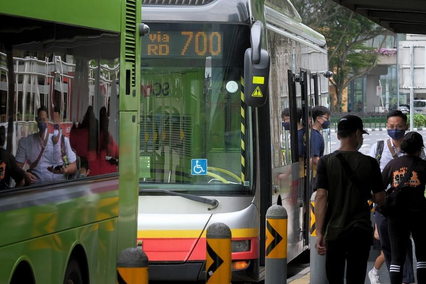 The changes to the bus services will take effect from Aug 16, 2020.