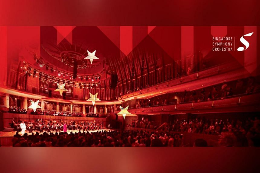 The Singapore Symphony Orchestra's National Day concert  will be filmed at an empty Esplanade Concert Hall.