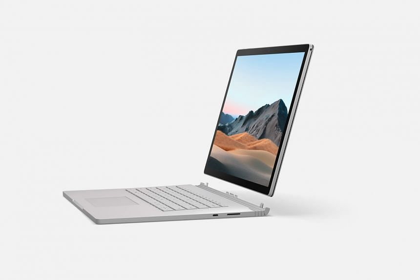 Microsoft's new Surface Book 3