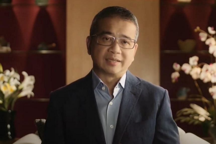 Minister for Culture, Community and Youth Edwin Tong spoke of the need for the arts community to adjust in the light of the Covid-19 pandemic.