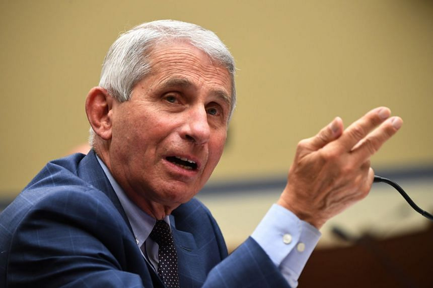 Dr. Fauci: Chances of Developing a Highly Effective Coronavirus Vaccine 'Not Great'