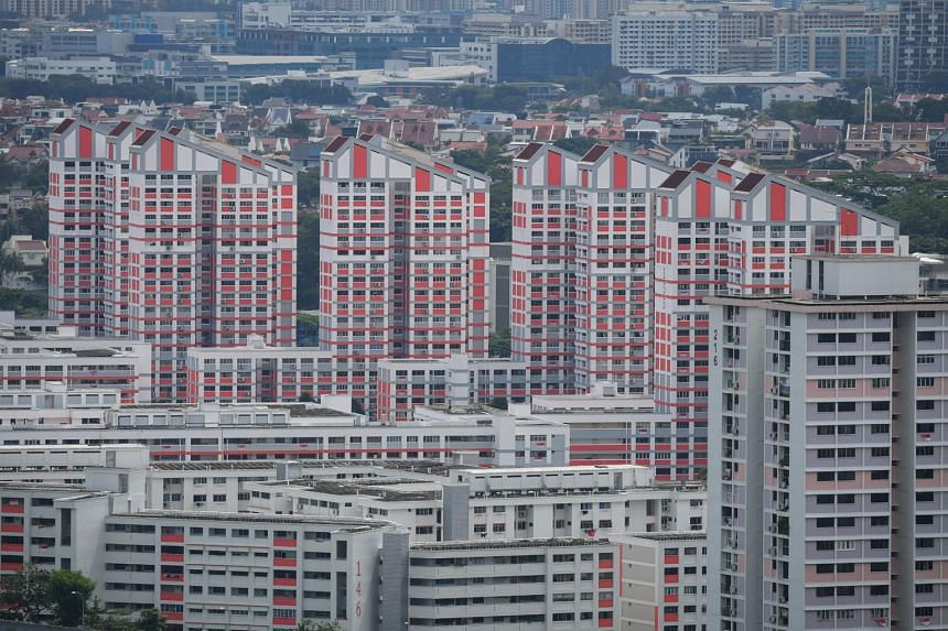 HDB resale prices had increased 0.4 per cent in July 2020 compared with June 2020.
