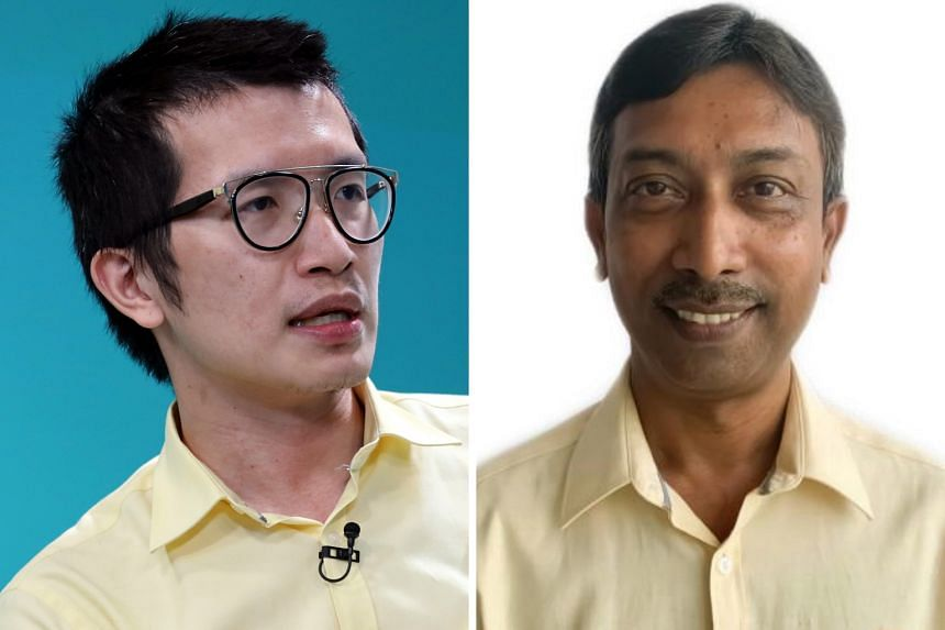 Outgoing chairman Andy Zhu said he was unfairly dismissed before allegations made against him by the party's secretary-general Kenneth Jeyaretnam have been resolved. Criminal defence lawyer Charles Yeo has been appointed as the Reform Party's new cha