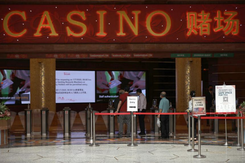 Resorts World Sentosa had suspended all offerings due to the circuit breaker.