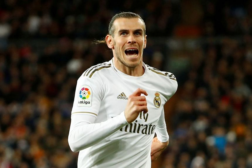 Zidane confirmed that Bale (above) was not in the squad for personal rather than technical reasons.