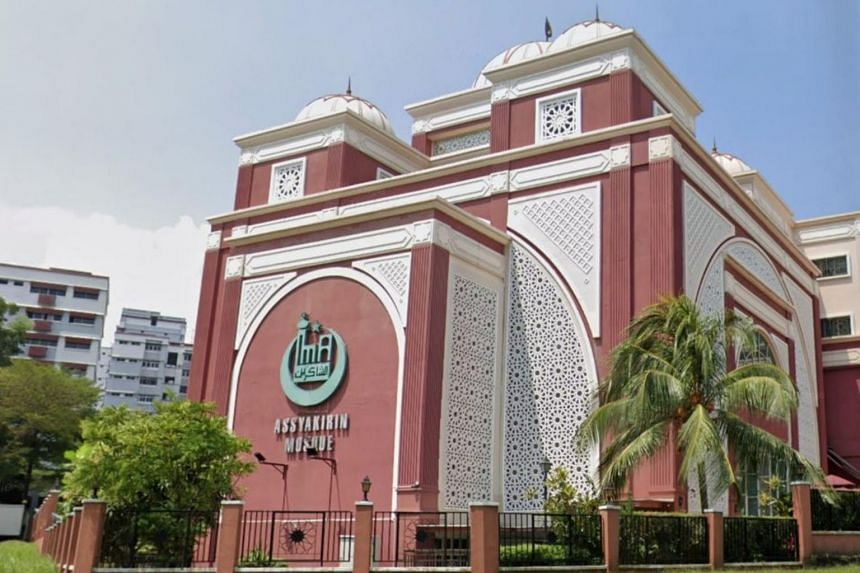 Nurul Jannah Md Latiff took up to $1,500 each time by concealing the money inside her sleeve before leaving the premises of the mosque.