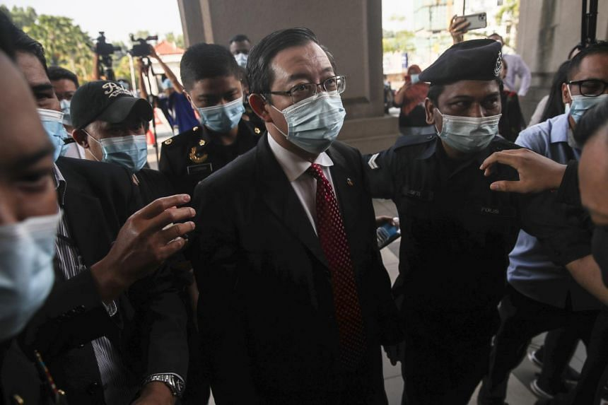 Former Malaysian finance minister Lim Guan Eng is scheduled to be charged with further offences on Aug 10 and 11.