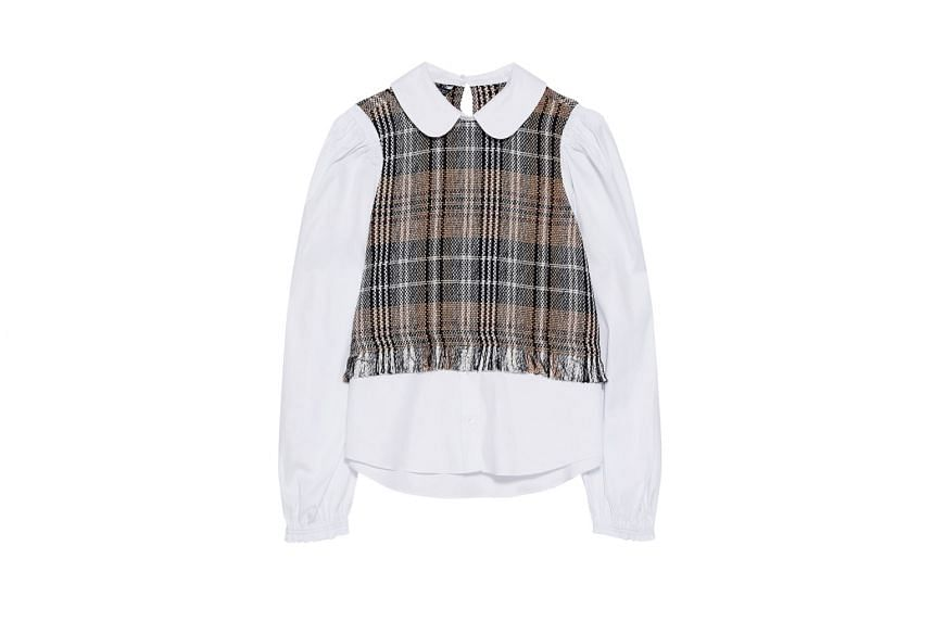 1. Shirt, $59.90, Zara.