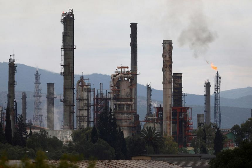 Global emissions from the burning of coal, oil and gas could fall up to 8 per cent in 2020.