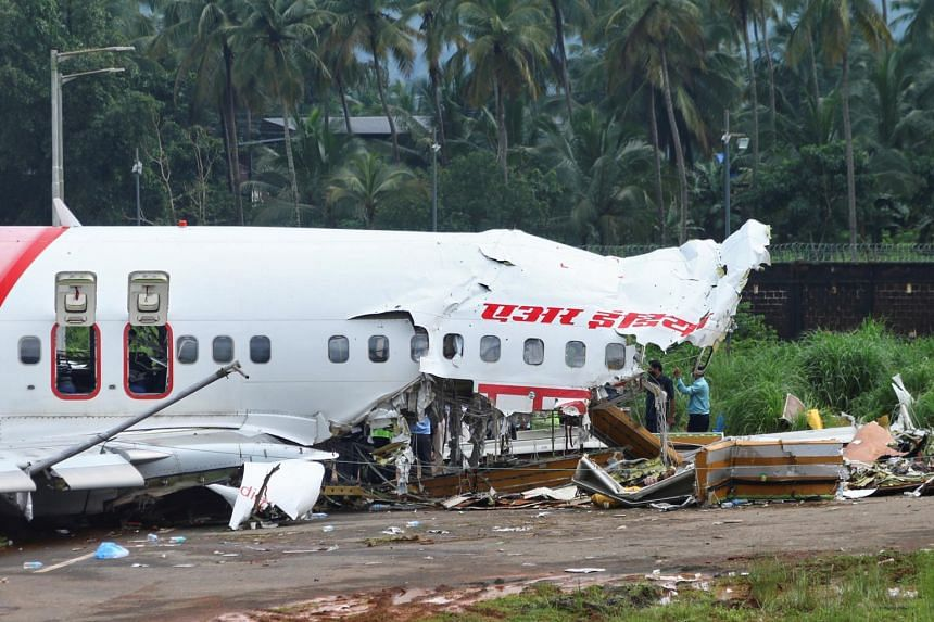 The crash has raised concerns in India about other airports with shorter-than-usual runways on an elevation.