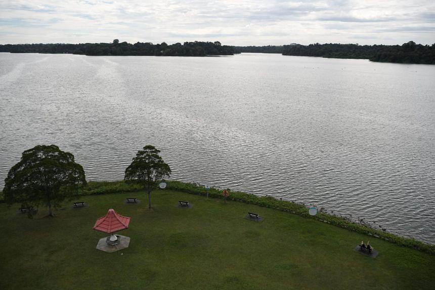 Upper Seletar Reservoir Park.