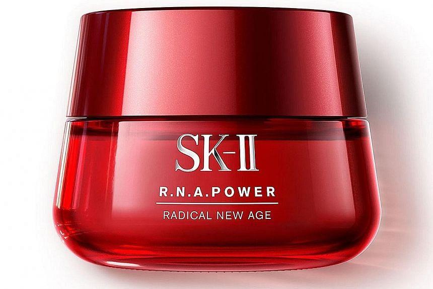 SK-II R.N.A. Power skincare range
