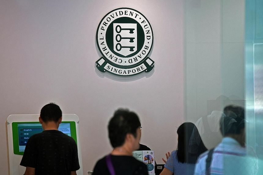 Singapore's CPF is tops in Asia, ahead of Hong Kong (15th), Malaysia (17th), South Korea (29th), China (30th) and Japan (31st).