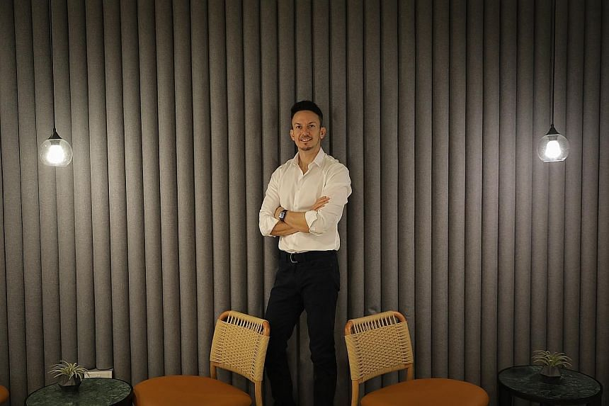 Dtribe Capital founding partner and chief executive Martin Berry, 43, advises would-be entrepreneurs to take their time, study their business idea well and seek validation from others. He sees a lot of people trying to do things that, from an outside