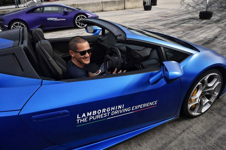 Thai businessman Yod, who bought a $1.2 million Lamborghini in March, said his supercar purchase was the completion of a lifelong dream.