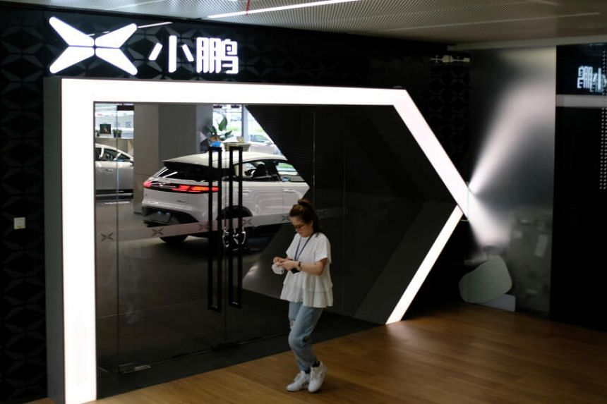 Xpeng has sold over 20,000 electric vehicles, including new P7 sedans and G3.