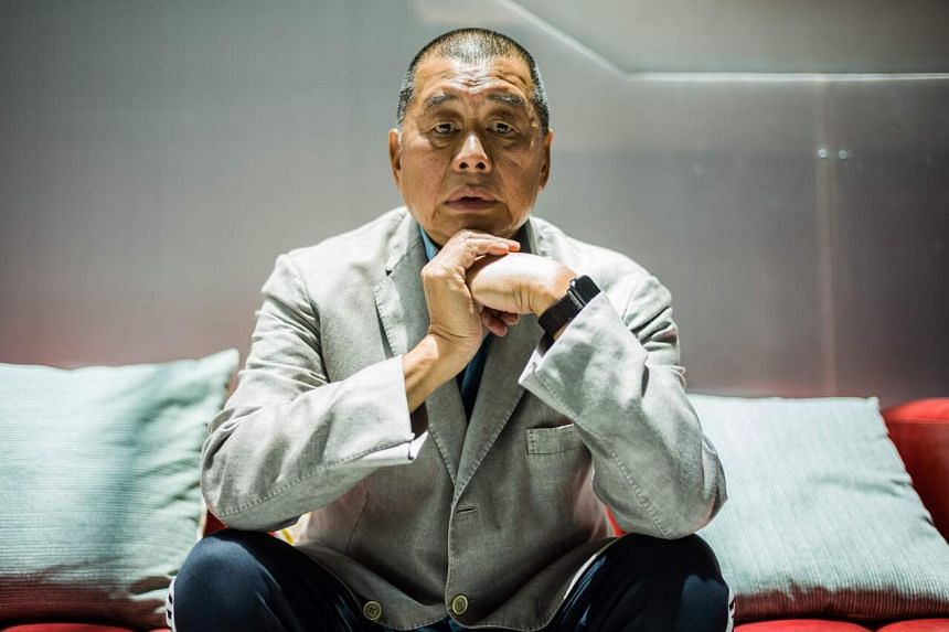 Jimmy Lai is an unlikely hero in Hong Kong – a pugnacious, self-made tabloid owner and the only tycoon willing to criticise Beijing.