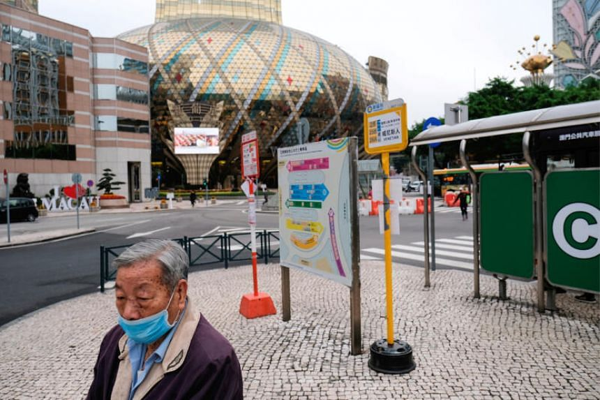 Without Chinese visitation, Macau's gaming revenue plunged by over 90 per cent for four consecutive months.