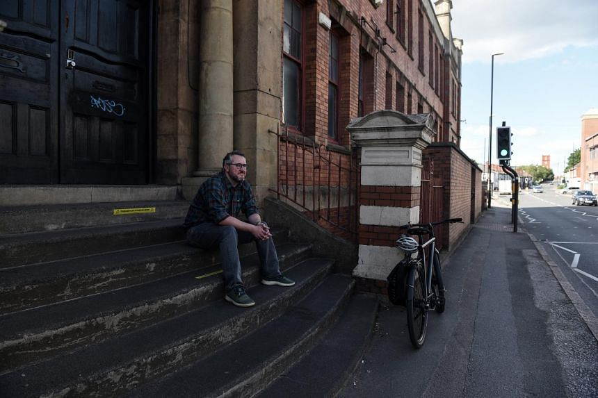 Adam Tranter says Coventry has left cyclists in the slow lane.