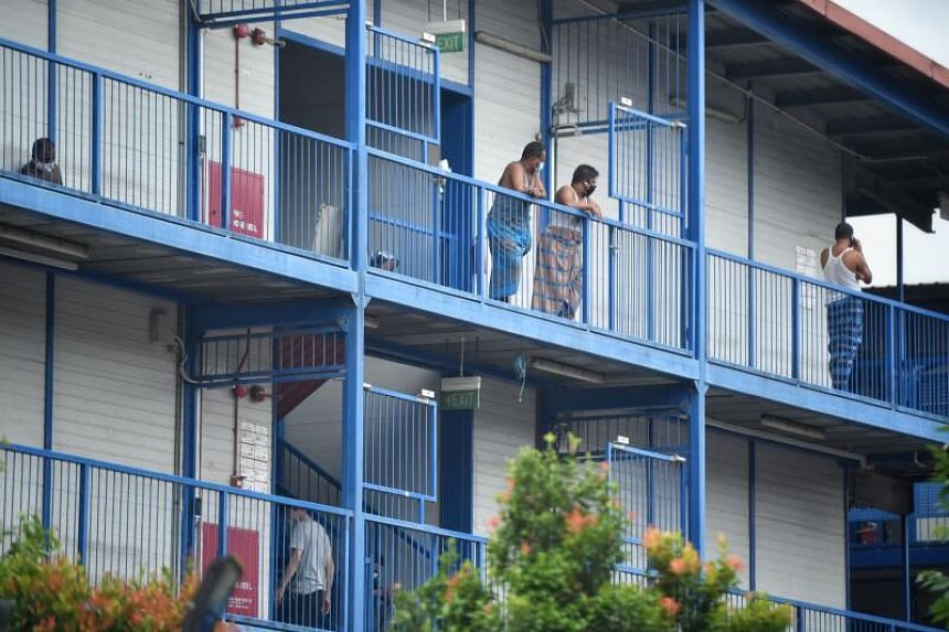This brings to a close a four-month long effort by the authorities since a number of dormitories were first gazetted as isolation areas in April.