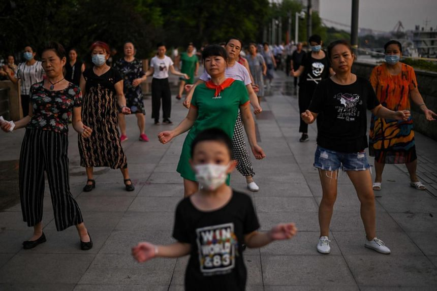 Wuhan's recovery after a 76-day lockdown was lifted in April has brought life back onto its streets.