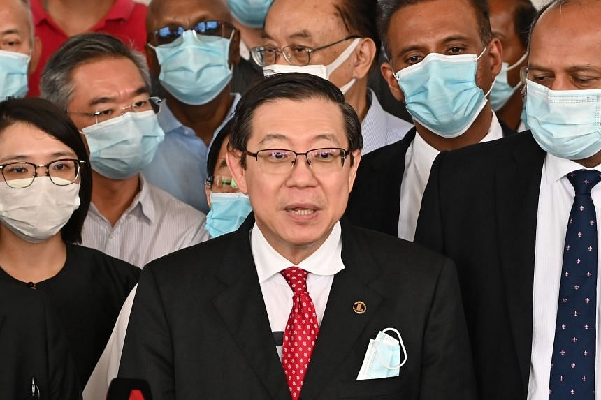 Former Penang chief minister Lim Guan Eng was arrested and charged in Kuala Lumpur last week by the country's anti-corruption body with soliciting a bribe based on future profits for the same project.