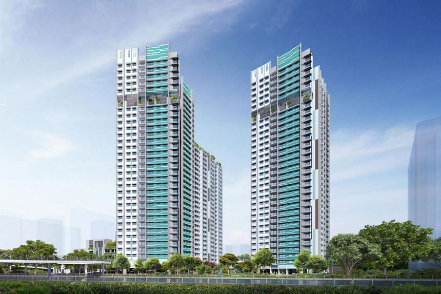 472 new units are up for sale in the mature estate of Bishan.