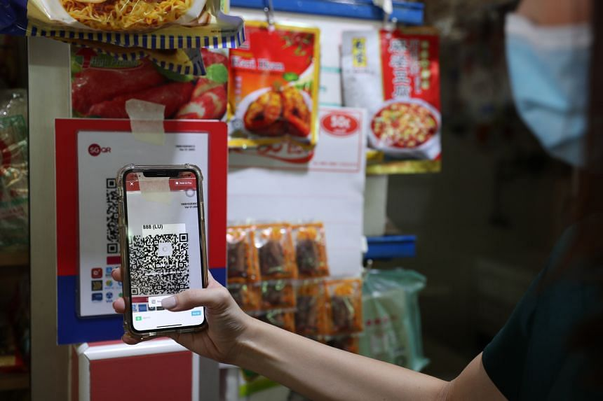 The 1,900 new sign-ups in the last 2 months add on to an existing 3,500 stallholders who are already using the Singapore Quick Response Code e-payment solution.